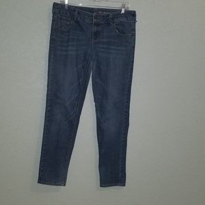 New York & Company slim slouch jeans